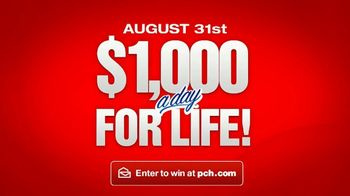 Publishers Clearing House TV Spot, 'July18 Don't A :15' - Thumbnail 9