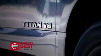 Nissan America's Best Sales Event TV Spot, 'Big Savings' [T2] - Thumbnail 5