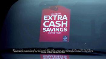 Nissan America's Best Sales Event TV Spot, 'Big Savings' [T2] - Thumbnail 7
