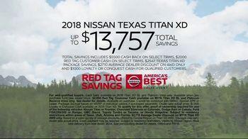 Nissan America's Best Sales Event TV Spot, 'Big Savings' [T2] - Thumbnail 8