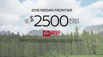 Nissan America's Best Sales Event TV Spot, 'Big Savings' [T2] - Thumbnail 9
