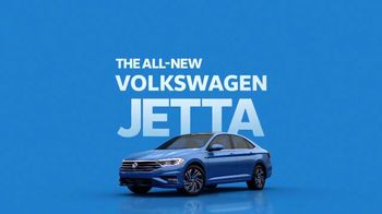 2019 Volkswagen Jetta TV Spot, 'Wheel Spin'
