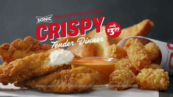 Sonic Drive-In Crispy Tender Dinner TV Spot, 'Portmanteau' - Thumbnail 9