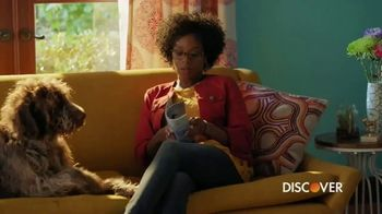 Discover Card Social Security Number Alerts TV Spot, 'Butt Dial' - 3420 commercial airings