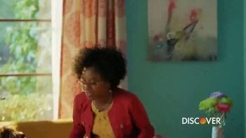 Discover Card Social Security Number Alerts TV Spot, 'Butt Dial' - Thumbnail 1