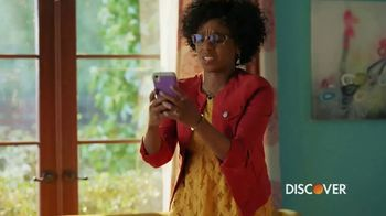 Discover Card Social Security Number Alerts TV Spot, 'Butt Dial' - Thumbnail 5