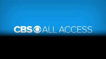 CBS All Access TV Spot, 'Current and Past Seasons' - Thumbnail 1