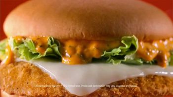 Wendy's $1 Buffalo Ranch Crispy Chicken TV Spot, 'Big Flavor, Little Money' - Thumbnail 7