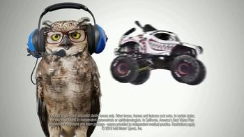 America's Best Contacts and Eyeglasses TV Spot, 'Kid's Monster Jam Frames' - 2271 commercial airings