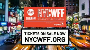 2018 NYC Wine & Food Festival TV Spot, 'Cooking Demonstrations and More' - Thumbnail 10