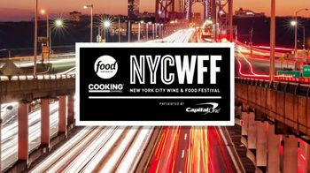 2018 NYC Wine & Food Festival TV Spot, 'Cooking Demonstrations and More' - Thumbnail 3