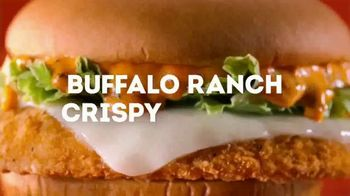 Wendy's $1 Buffalo Ranch Crispy Chicken TV Spot, 'What Can You Really Get' - Thumbnail 4