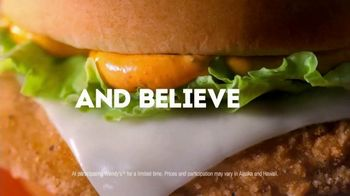 Wendy's $1 Buffalo Ranch Crispy Chicken TV Spot, 'What Can You Really Get' - Thumbnail 9