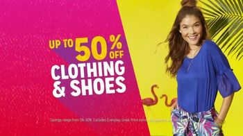 Kmart Blow Out! Event TV Spot, 'It's a Summer Sale Worth Celebrating' - Thumbnail 4