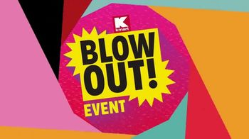 Kmart Blow Out! Event TV Spot, \'It\'s a Summer Sale Worth Celebrating\'