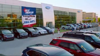 Ford Great American Sales Event TV Spot, 'Independence' [T2] - Thumbnail 5