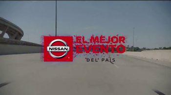 Nissan El Mejor Evento del País TV Spot, 'Celebra' [Spanish] [T2] - Thumbnail 2