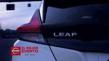 Nissan El Mejor Evento del País TV Spot, 'Celebra' [Spanish] [T2] - Thumbnail 5