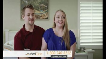 MedCline TV Spot, 'Nighttime Acid Reflux' - Thumbnail 7