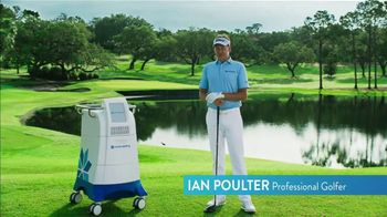 CoolSculpting TV Spot, 'Lose Fat on the Golf Course' Feat. Ian Poulter - Thumbnail 4
