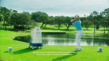 CoolSculpting TV Spot, 'Lose Fat on the Golf Course' Feat. Ian Poulter - Thumbnail 8