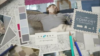 La-Z-Boy Columbus Day Sale TV Spot, 'Work Around That Special Piece: 25 Percent Off' - Thumbnail 1