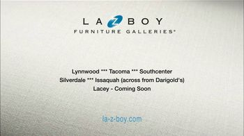 La-Z-Boy Columbus Day Sale TV Spot, 'Work Around That Special Piece: 25 Percent Off' - Thumbnail 10