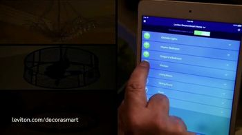 Leviton Manufacturing Decora Smart Home TV Spot, 'Babysitting Nightmare' - Thumbnail 6