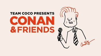TBS TV Spot, 'Conan & Friends: An Evening of Stand-Up and Investment Tips'