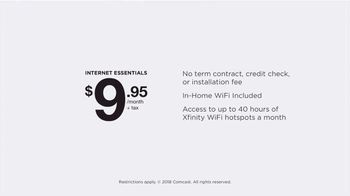 Comcast Internet Essentials TV Spot, 'Share More' - Thumbnail 9
