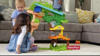 Fisher Price Little People Share & Care Safari TV Spot, 'So Many Ways' - Thumbnail 3