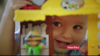 Fisher Price Little People Share & Care Safari TV Spot, 'So Many Ways' - Thumbnail 6