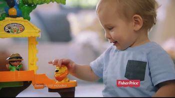 Fisher Price Little People Share & Care Safari TV Spot, 'So Many Ways' - Thumbnail 7