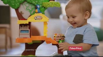 Fisher Price Little People Share & Care Safari TV Spot, 'So Many Ways'