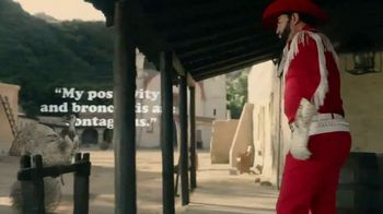 SafeAuto TV Spot, 'Terrible Quotes: Cowboy Curling Booth Bar'