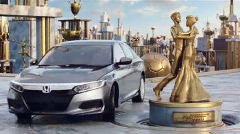 Honda Accord TV Spot, 'Never Settle' [T2] - Thumbnail 1