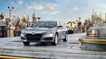 Honda Accord TV Spot, 'Never Settle' [T2] - Thumbnail 6