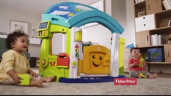 Fisher Price Smart Learning Home TV Spot, 'Where Babies Learn Best'
