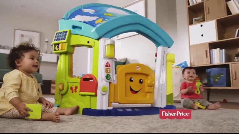 Fisher Price Smart Learning Home TV Commercial, 'Where Babies Learn Best'