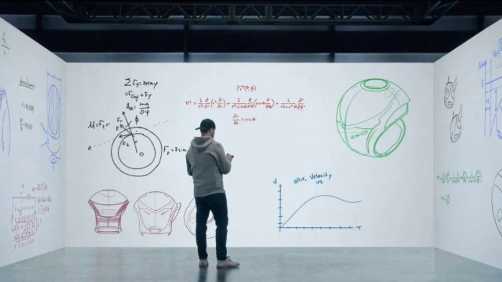 Microsoft Surface Pro 6 TV Commercial, 'Adam Wilson: Building Robots and a  Business' - Video