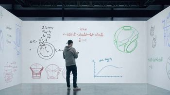 Microsoft Surface Pro 6 TV Spot, 'Adam Wilson: Building Robots and a Business'