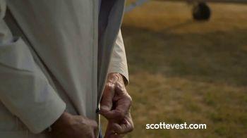 SCOTTeVEST TV Spot, 'Carry Everything' - Thumbnail 6