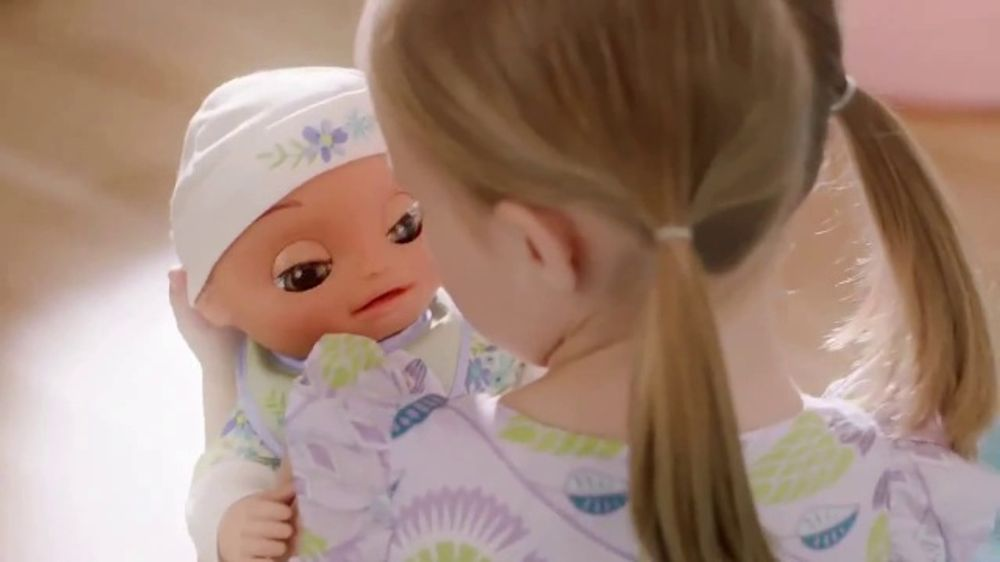 86866196be Baby Alive TV Commercials - iSpot.tv