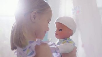Baby Alive Real As Can Be Baby TV Spot, 'She Babbles Back' - Thumbnail 1