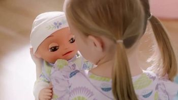 Baby Alive Real As Can Be Baby TV Spot, 'She Babbles Back'