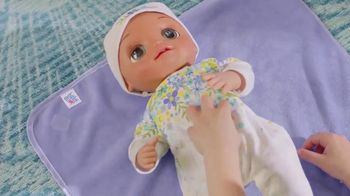 Baby Alive Real As Can Be Baby TV Spot, 'She Babbles Back' - Thumbnail 7