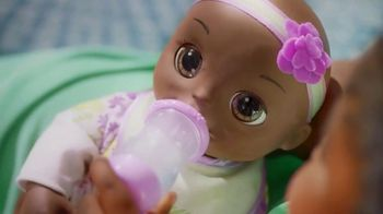 Baby Alive Real As Can Be Baby TV Spot, 'She Babbles Back' - Thumbnail 8