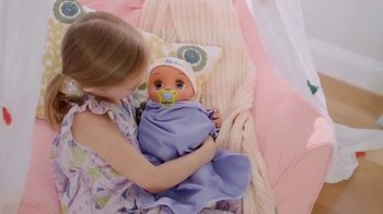 Baby Alive Real As Can Be Baby TV Spot, 'She Babbles Back' - Thumbnail 9
