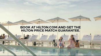 Hilton Hotels Worldwide TV Spot, 'Family' Featuring Anna Kendrick - Thumbnail 9