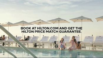 Hilton Hotels Worldwide TV Spot, 'Poolside' Featuring Anna Kendrick - Thumbnail 9